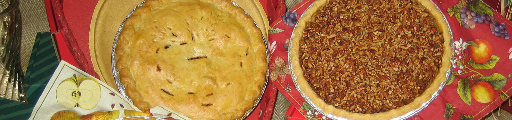 Bakery fresh pie Pine Tree Apple Orchard