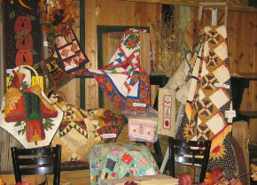 Ladies of the Lake Quilting Show at Pine Tree Apple Orchard